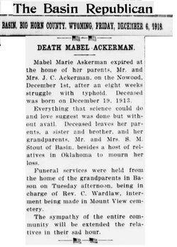 Mable M. Ackerman