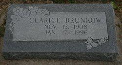 Clarice Edna <i>Frank</i> Brunkow