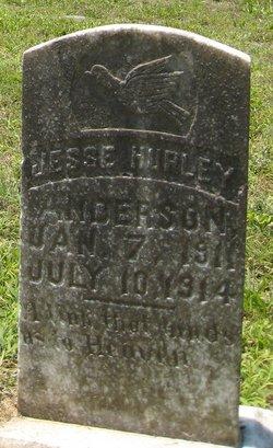 Jesse Hurley Anderson