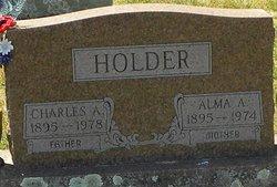 Alma <i>Westerman</i> Holder