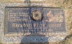 Raymond Keith Ashley