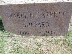 Mabel H. <i>Shepard</i> Garrett