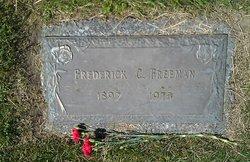 Frederick Cortland Fred Freeman