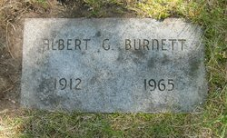 Albert George Burnett