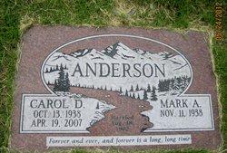 Carol Dawn <i>Hennen</i> Anderson