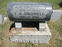 E. A. Criswell