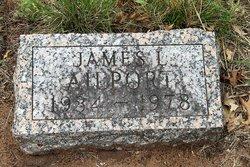 James Laverne Ailport, Jr