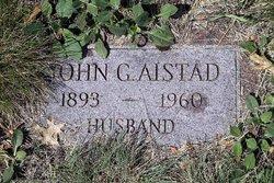 John G Aistad