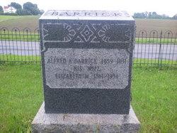 Alfred Alkiah Barrick