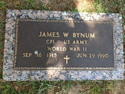 James Woodrow Bynum