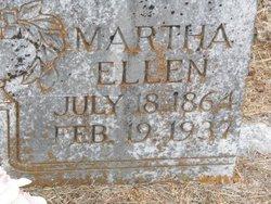 Martha Ellen <i>Gideon</i> Bowden