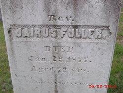 Rev Jarius Fuller