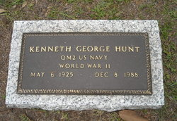 Kenneth George Hunt