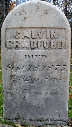 Calvin Bradford