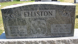 Roy Wilson Elliston
