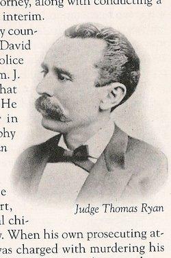 Judge Thomas Frances Ryan