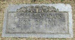 Rachel Ruby <i>Yaupel</i> Adams