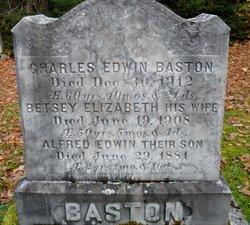 Charles Edwin Baston