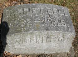 Harriet <i>Pechtel</i> Bell