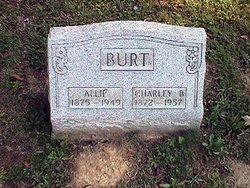Alwilda Allie <i>Claar</i> Burt