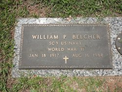 William Parker W.P. Belcher