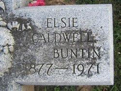 Letetia Elsie <i>Caldwell</i> Buntin
