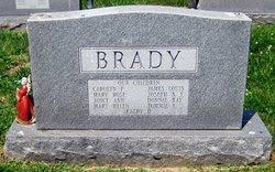 Mary Leota <i>Buckman</i> Brady