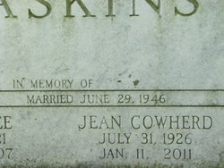 Jean Elizabeth <i>Cowherd</i> Askins