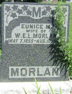 Eunice Mary <i>Freeman</i> Morlan