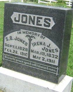 Irena Jane <i>Wilcoxson</i> Jones