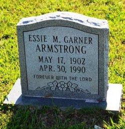 Essie Mae <i>Garner</i> Armstrong