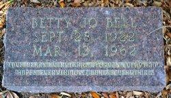 Betty Jo <i>Bishop</i> Bell