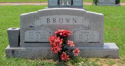 Verna Lee <i>Jones</i> Brown