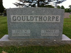 Emma Frances <i>Clark</i> Gouldthorpe