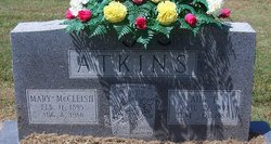 Aubrey L Atkins