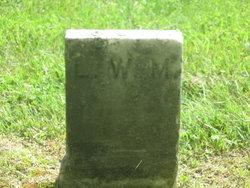 Lucy White <i>Alverson</i> Marble