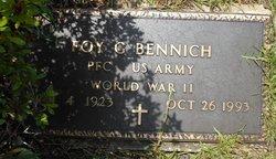 Foy G. Cowboy Bennich