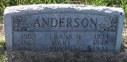 Edwin H. Anderson
