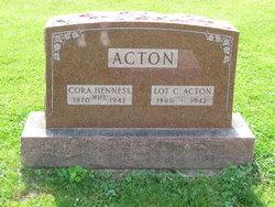 Lott Cornelius Acton
