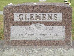 James William Bill Clemens