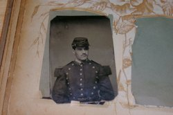 Pvt Frederick P Mosher