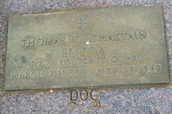 Thomas Odell Chastain