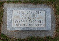 Vance Dunford C. Gardiner