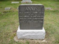 L Janie <i>Annis</i> Dunbar