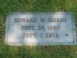 Edward Winston Goens
