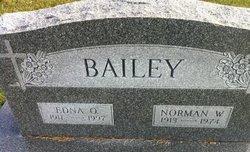 Edna O Bailey
