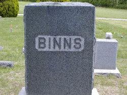 Mary <i>Wilt</i> Binns