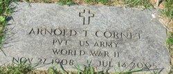 Arnold T Cornet
