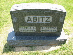 Bertha A. <i>Humberstone</i> Abitz
