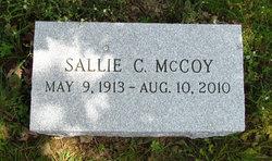 Sallie L <i>Curtis</i> McCoy
